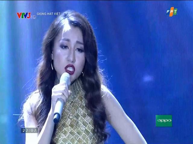 Huyền Dung hát 'Tiếng đêm'