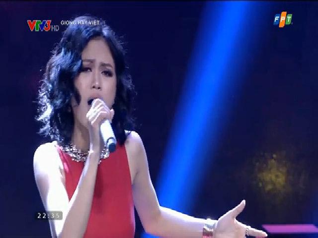 Mỹ Linh hát 'Tâm sự với người lạ'
