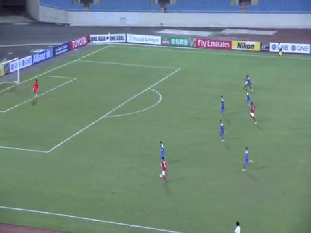Vũ Minh Tuấn solo sút tung lưới Home United