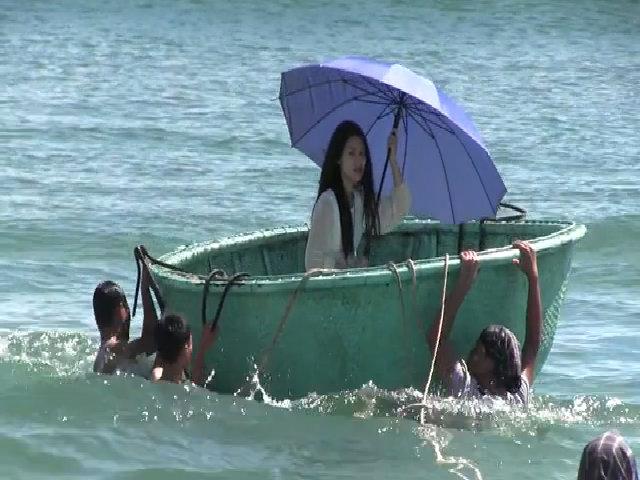Giới thiệu phim 'Đảo của dân ngụ cư'