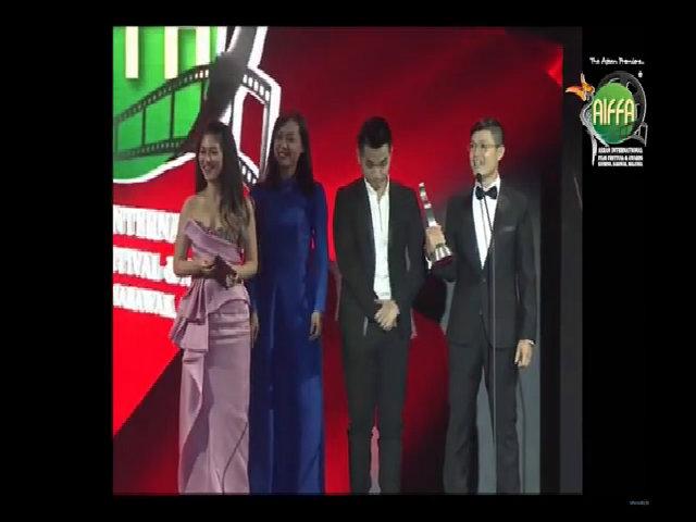 Phim của Hồng Ánh đoạt 3 giải tại LHP Asean 2017