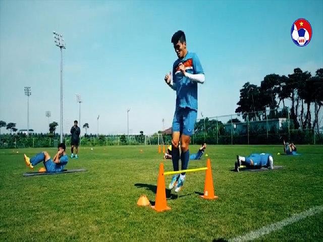 Những khoảnh khắc khó quên của U20 Việt Nam trong lần đầu dự World Cup