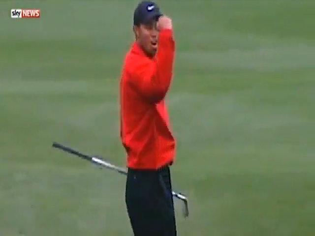 Tiger Woods bị bắt giam vì nghi ngờ say rượu lái xe