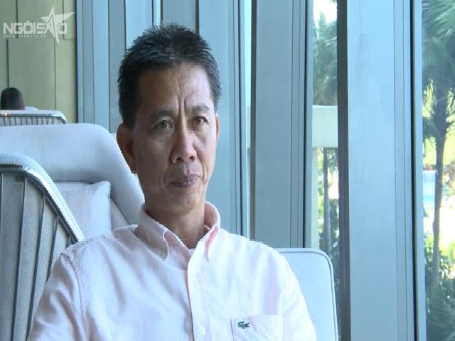 HLV Hoàng Anh Tuấn chia sẻ chuyện 'gà trống nuôi con'