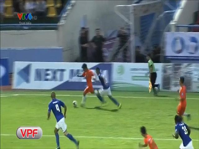 Than Quảng Ninh 0-3 Đà Nẵng