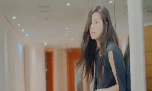 Jeon Ji Hyun ghi hình quảng cáo hồi đầu năm