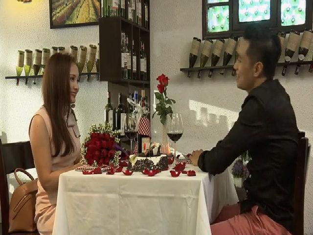 Việt Anh tỏ tình với Bảo Thanh trong 'Sống chung với mẹ chồng'