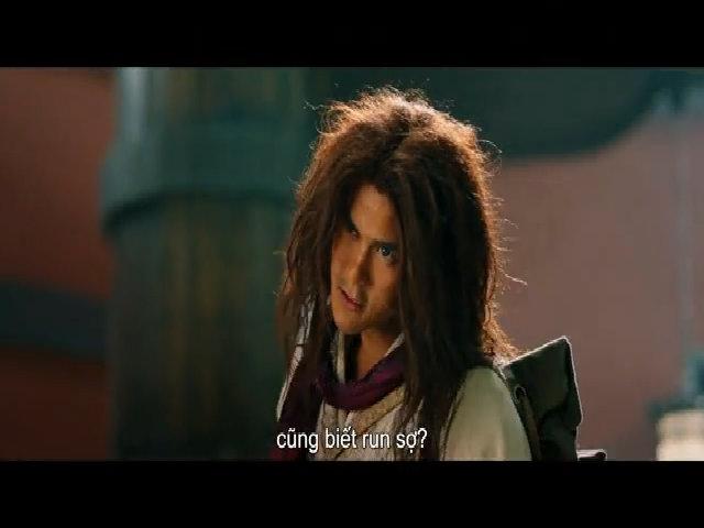 Trailer phim 'Wukong'