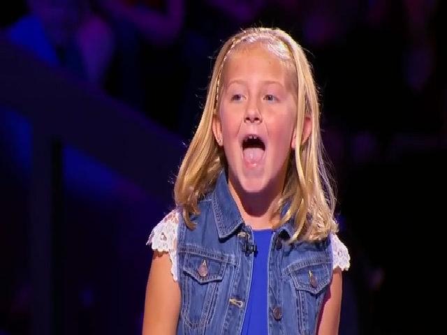 Cô bé 10 tuổi gây sốt với biệt tài giả giọng 30 loài động vật