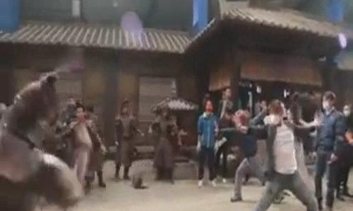 """Hậu trường phim """"Túy Linh Lung"""""""