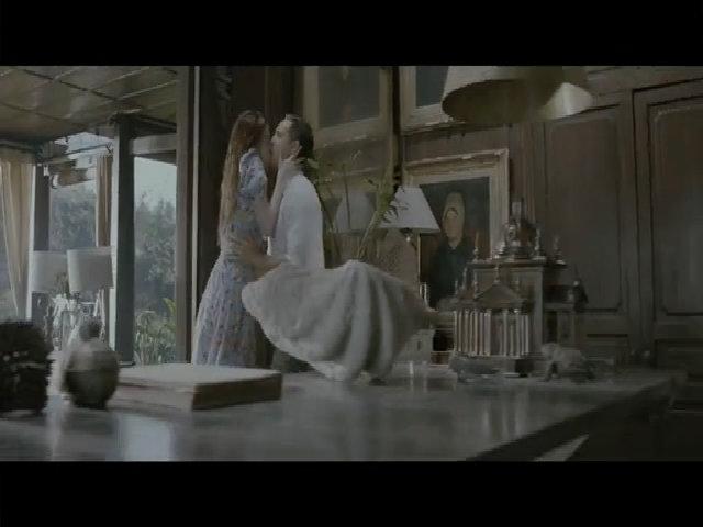 Hậu trường cảnh quay hôn nhau của Kim Lý - Hồ Ngọc Hà