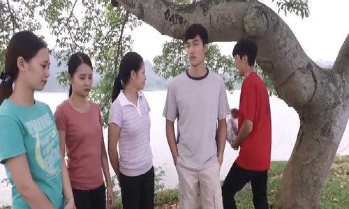 Quỳnh Kool trong phim 'Đi qua mùa hạ'