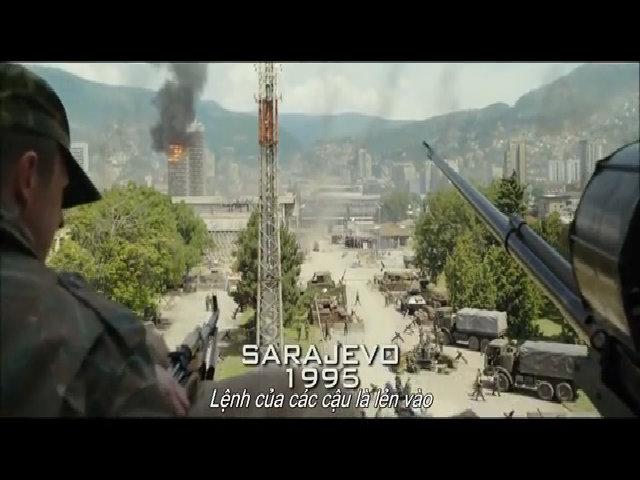 Trailer phim 'Renegades'