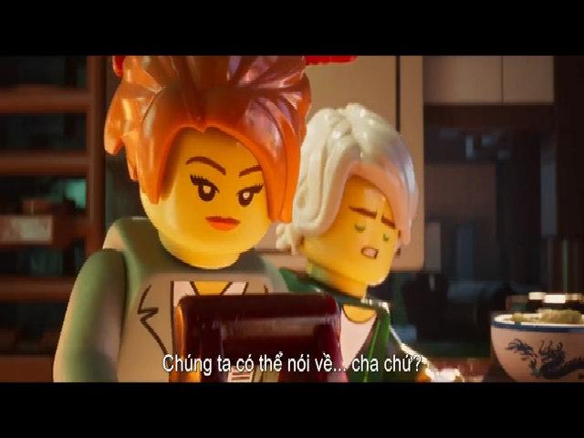 Trailer phim 'The Lego Ninjago Movie'
