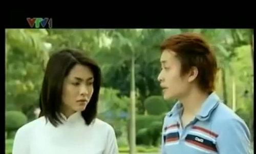 Tăng Thanh Hà và Lương Mạnh Hải trong 'Bỗng dưng muốn khóc'