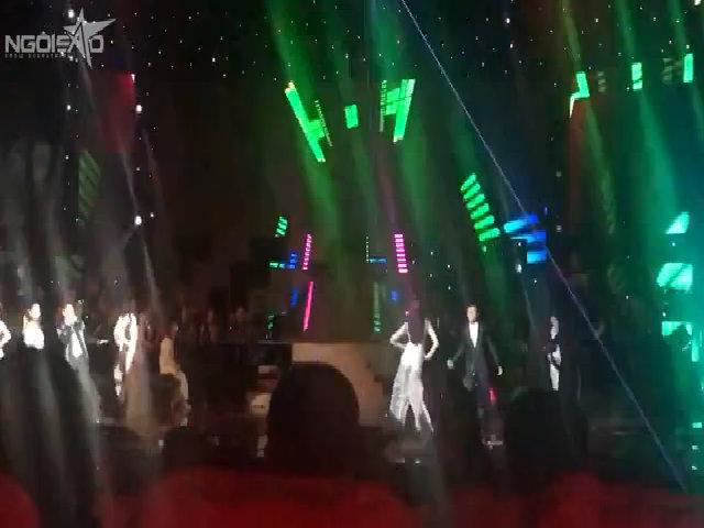 Đan Trường hát với Quang Hà