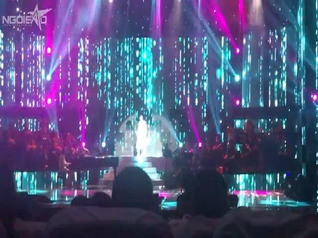 Quang Hà hát 'Bản tình cuối'