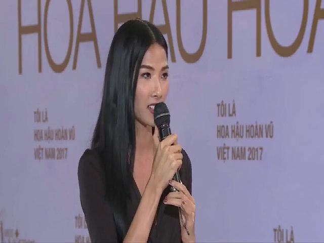 Trailer tập 1 Tôi là Hoa hậu Hoàn vũ Việt Nam 2017