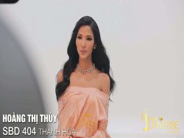 15 thí sinh tiếp theo trong top 70 Hoa hậu Hoàn vũ Việt Nam 2017