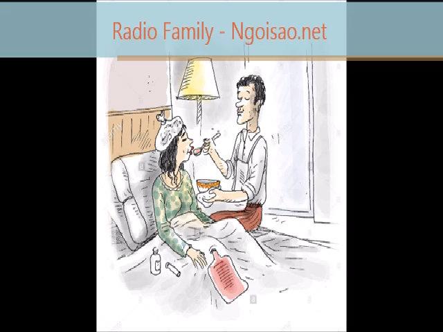 Radio Family số 7: Khi vợ bị ốm