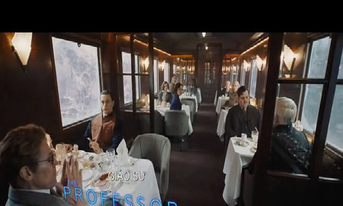 Trailer phim 'Murder On The Orient Express'