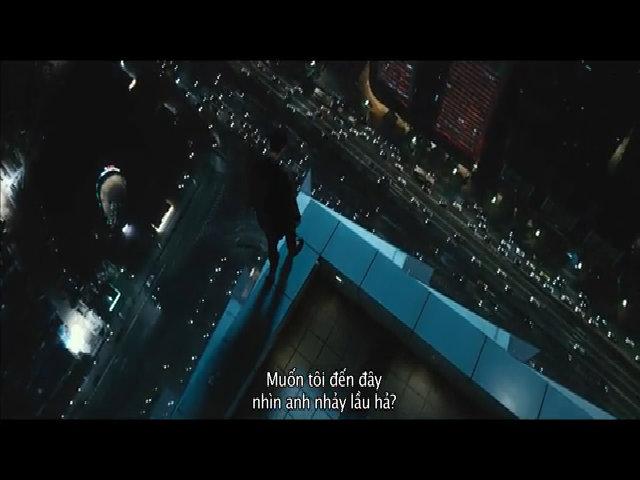"""Vương Bảo Cường trong phim """"Phi vụ bất thành"""""""