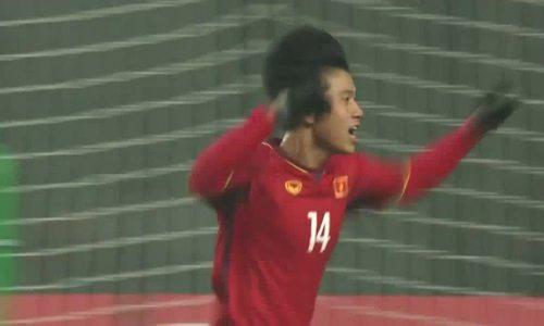 U23 Việt Nam quật ngã Iraq vào bán kết U23 châu Á