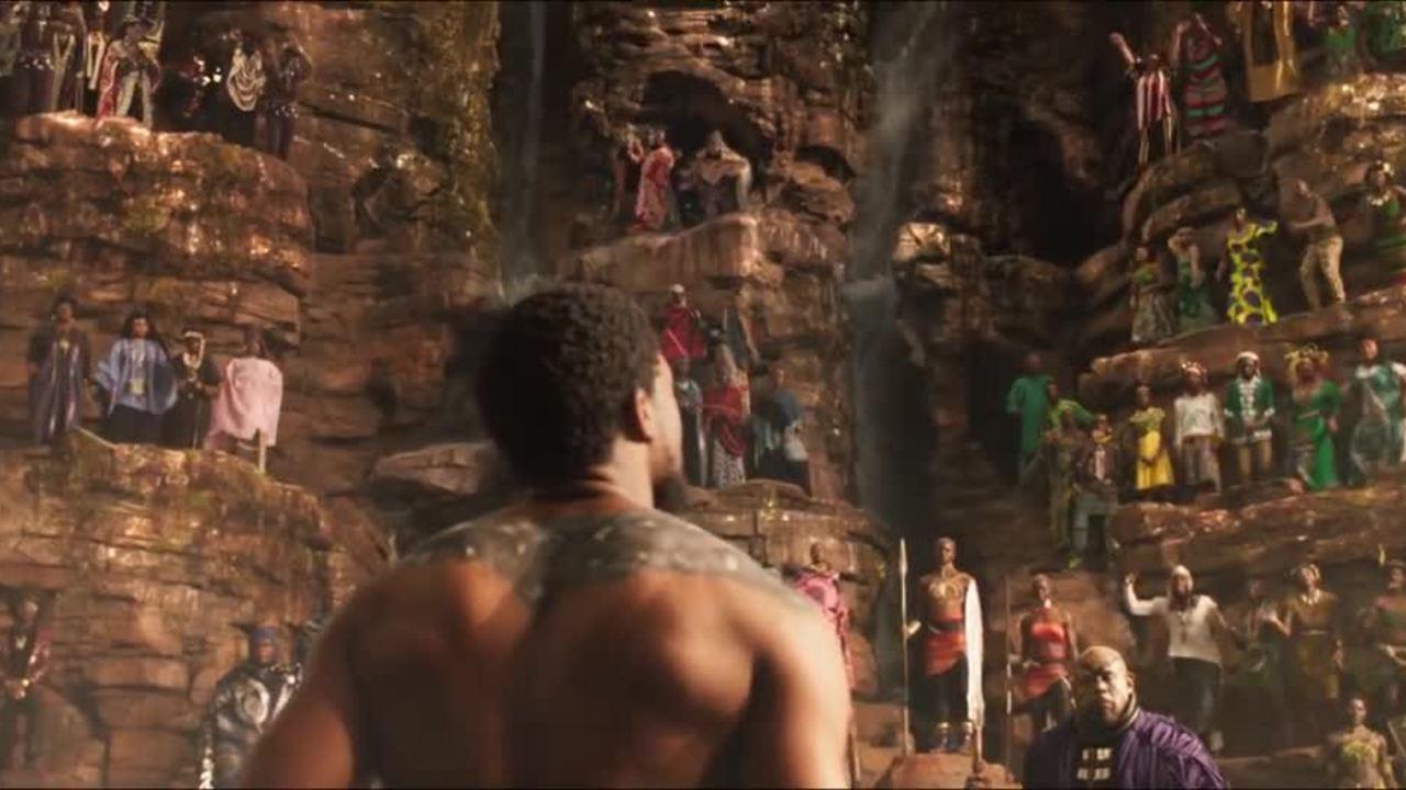Trailer phim 'Black Panther'