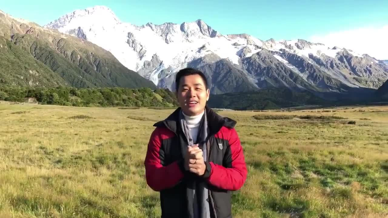 Nguyên Khang du lịch New Zealand