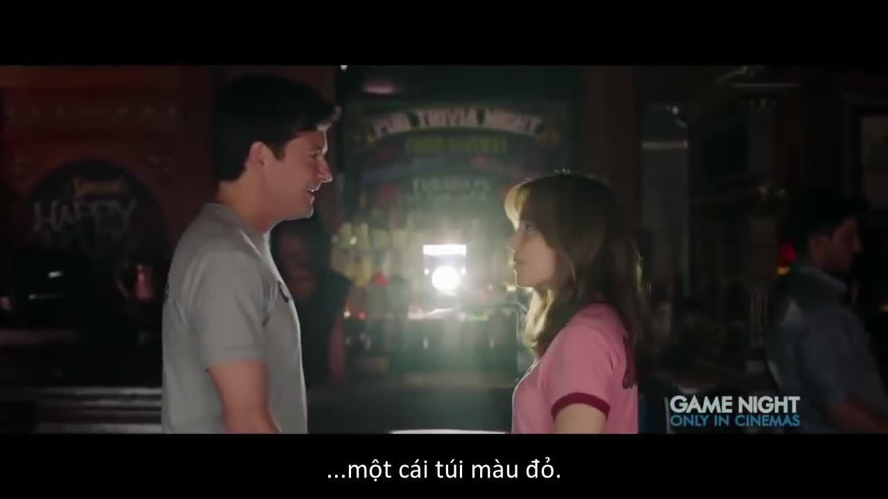 Trailer phim 'Game Night'