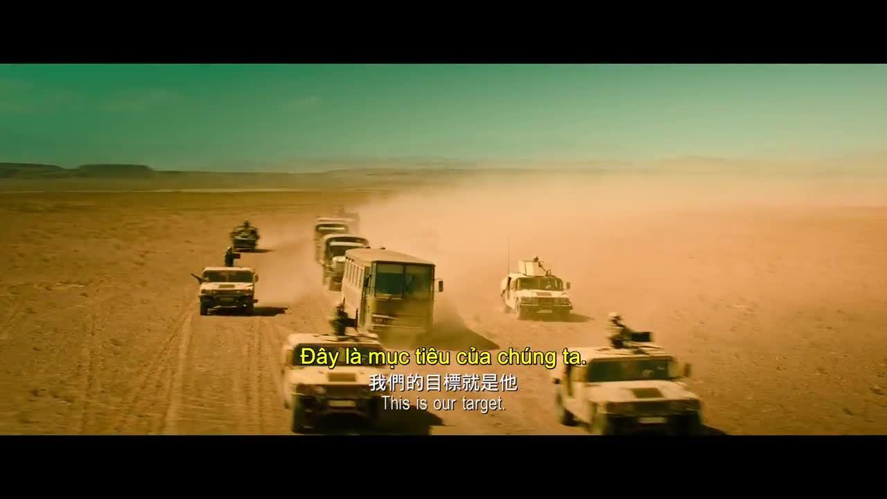 Trailer phim ' Operation Red Sea'