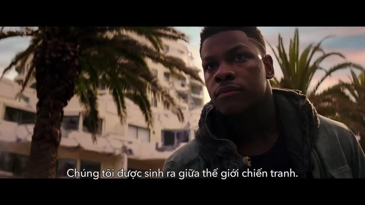 Trailer phim 'Pacific Rim Uprising'