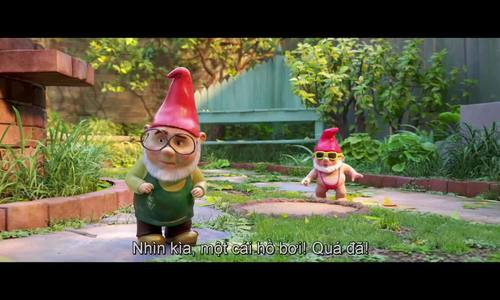 Trailer phim 'Sherlock Gnomes'