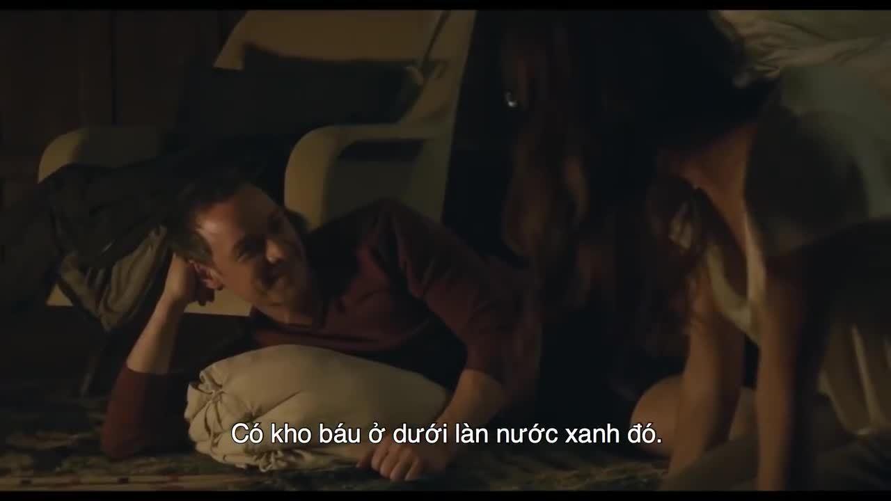 Trailer phim 'Submergence'