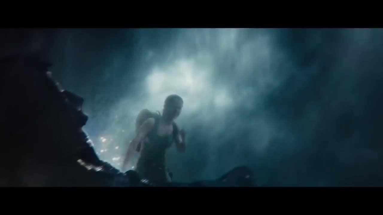 Trailer phim 'Tomb Raider'