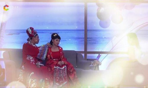 Cát Phượng - Kiều Minh Tuấn hài hước tham gia 'Khúc hát se duyên'