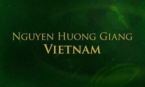 Phần giới thiệu của Hương Giang Idol