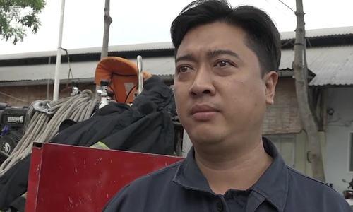Lính cứu hỏa 'chiến đấu' xuyên đêm cứu nạn nhân nhà Carina