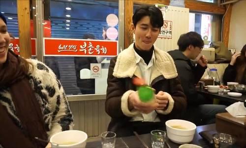 Du lịch Hàn Quốc cùng các 'oppa'