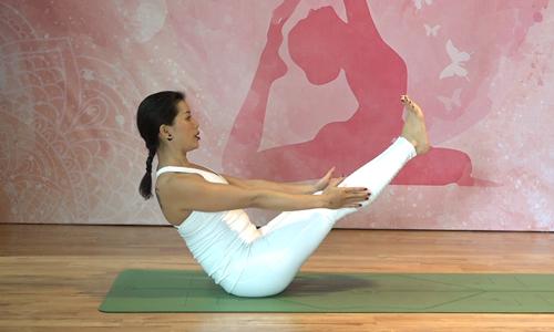7 động tác yoga giúp giảm mỡ thừa vùng bụng hiệu quả