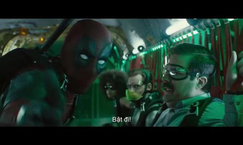 Trailer phim ' Deadpool 2'