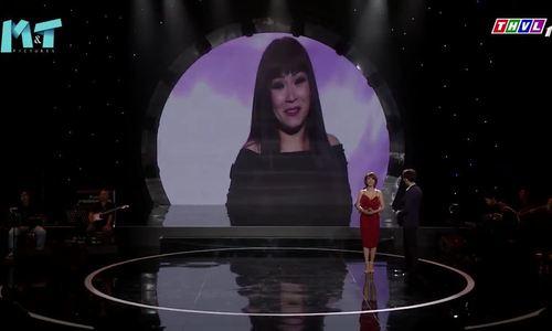 Phương Thanh nói lý do vắng mặt và nhờ Thanh Hà làm giám khảo