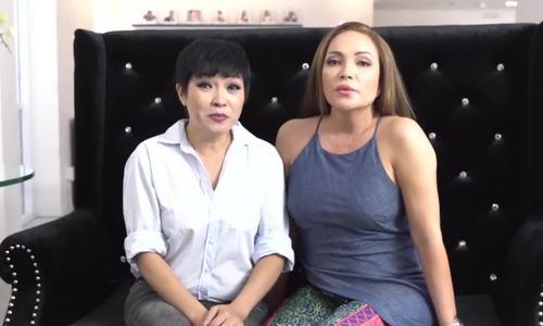 Phương Thanh, Thanh Hà hát 'Hỡi người tình'