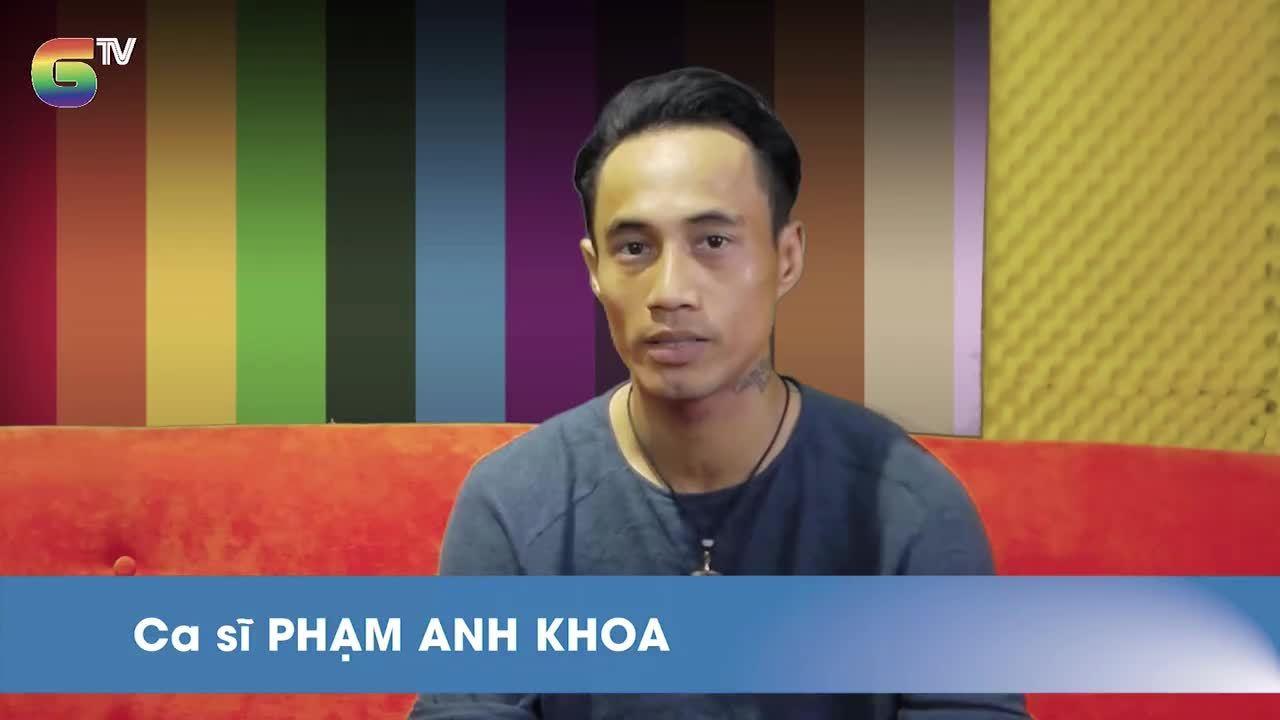 Phạm Anh Khoa lên tiếng về scandal gạ tình
