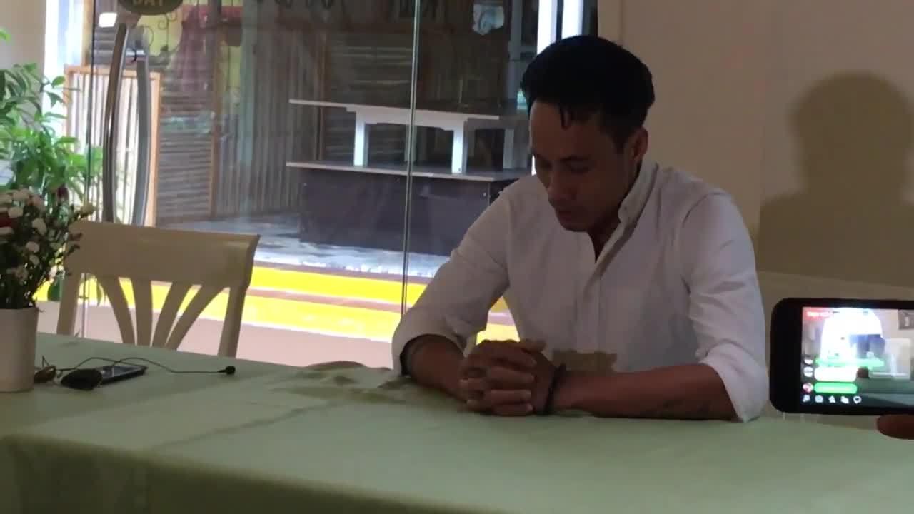 Phạm Anh Khoa xin lỗi vợ và các con