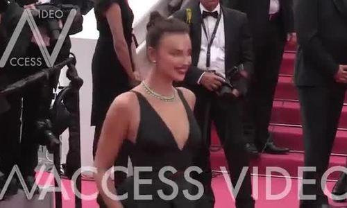 Rời LHP Cannes, Irina Shayk trở về là bà mẹ giản dị bên con gái nhỏ