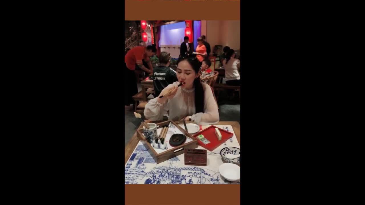 Ăn mạc chược ở Trung Quốc