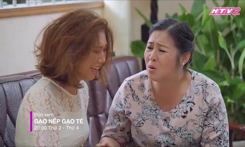 Bà Mai khuyên Hân ly dị chồng
