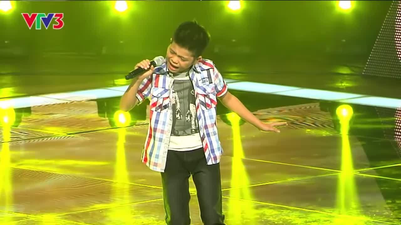 Quang Anh The Voice Kids hát 'Đám cưới chuột'