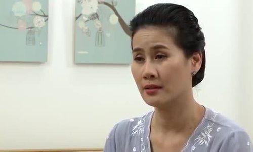 Thân Thúy Hà ám ảnh chuyện sống chung với mẹ chồng trong phim mới